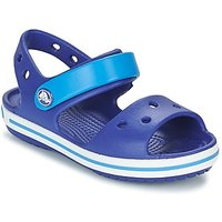 Crocs  CROCBAND SANDAL KIDS  boys's Children's Sandals in Blue