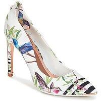 Ted Baker  HALLDEN  women's Court Shoes in White