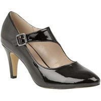Lotus  Laurana Womens Court Shoes  womens Court Shoes in Black