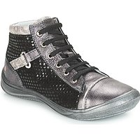 GBB  ROMIE  girlss Childrens Shoes (High-top Trainers) in Grey