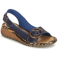Fly London  TRAMFLY  women's Sandals in Blue