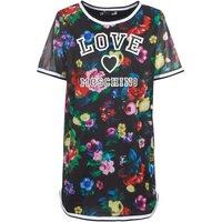 Love Moschino  W5A0302  women's Dress in Black