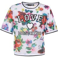 Love Moschino  W4G2801  womens Blouse in White