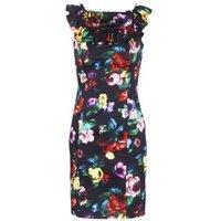 Love Moschino  WVG3100  women's Dress in Black