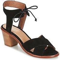 Casual Attitude  ITELO  women's Sandals in Black