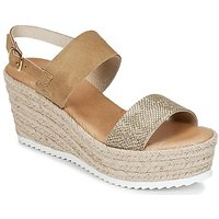 Casual Attitude  INUIL  women's Sandals in Gold