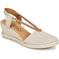 Casual Attitude  IPOP  womens Sandals in Gold