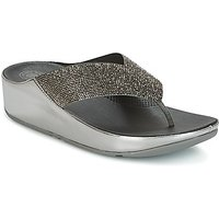 FitFlop  CRYSTALL  women's Mules / Casual Shoes in Silver