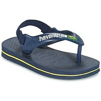 Havaianas  BABY BRASIL LOGO  boys's Children's Flip flops / Sandals in Blue