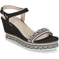 Kaporal  SLYDE  women's Sandals in Black
