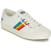 Gola  COASTER RAINBOW  women's Shoes (Trainers) in White