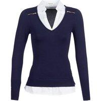 Morgan  MYLORD  women's Sweater in Blue
