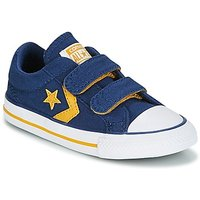Converse  Star Player EV 2V Ox Sport Canvas  boys's Children's Shoes (Trainers) in Blue