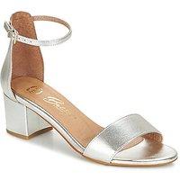 Betty London  INNAMATA  women's Sandals in Silver