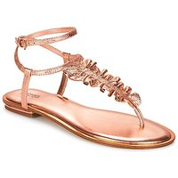 MICHAEL Michael Kors  BELLA TONG  women's Sandals in Pink