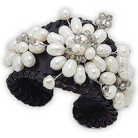 Blue Pearls  NUB 3121 E  women's Bracelet in Multicolour