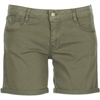 Le Temps des Cerises  RAIPORT  women's Shorts in Green