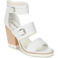 Strategia  BARREA  women's Sandals in White