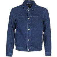 Tommy Jeans  TJM STREET TRUCKER JKT  men's Denim jacket in Blue