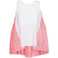 Manoush  AJOURE CARRE  womens Vest top in White