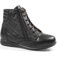 Calzamedi  BOOTS  DIABETICS DOUBLE SCALES ZIPPER W  women's Shoes (High-top Trainers) in Black