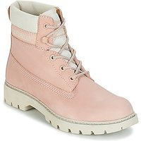 Caterpillar  LYRIC  women's Low Ankle Boots in Pink