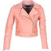 Oakwood  YOKO  women's Leather jacket in Pink