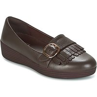 FitFlop  LOAFER/MOC  womens Loafers / Casual Shoes in Brown