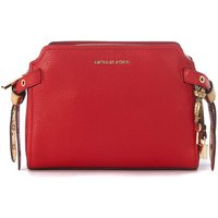 MICHAEL Michael Kors  Bristol tumbled leather messenger bag  womens Shoulder Bag in Red