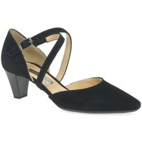 Gabor-Callow-Womens-Modern-Cross-Strap-Court-Shoes-womens-Court-Shoes-in-Black