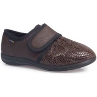 Calzamedi  SHOES  LADY EXTRA COMFORTABLE W  women's Loafers / Casual Shoes in Brown