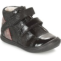 GBB  ROXANE  girls's Children's Shoes (High-top Trainers) in Black