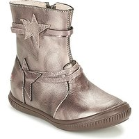 GBB  NOTTE  girls's Children's Mid Boots in Brown