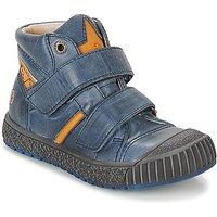GBB  RAIFORT  boys's Children's Mid Boots in Blue