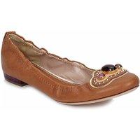 Sebastian  AMARILLI  womens Shoes (Pumps / Ballerinas) in Brown