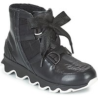Sorel  KINETIC™ SHORT LACE  womens Snow boots in Black