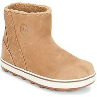 Sorel  GLACY™ SHORT  women's Snow boots in Brown