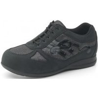 Calzamedi  orthopedic sneakers  womens Shoes (Trainers) in Black