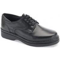 Calzamedi  very comfortable orthopedic Knight  mens Casual Shoes in Black