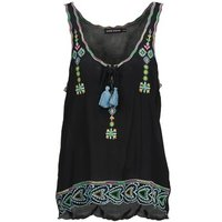 Antik Batik  SANAH  womens Vest top in Black