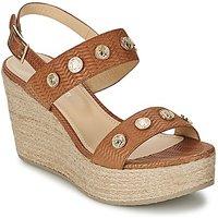 Alberto Gozzi Iris Sandals In Brown