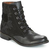 Karston  ACAMI  women's Mid Boots in Black