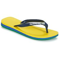 Havaianas-BRASIL-LAYERS-mens-Flip-flops-Sandals-Shoes-in-Yellow