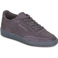 Reebok Classic  CLUB C 85  women's Shoes (Trainers) in Purple