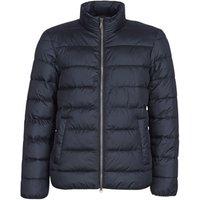 Geox  WELLS  men's Jacket in Blue