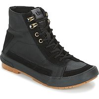 TBS  BIVOUAC  women's Shoes (High-top Trainers) in Black