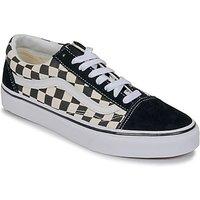 Vans  OLD SKOOL  men's Shoes (Trainers) in Black