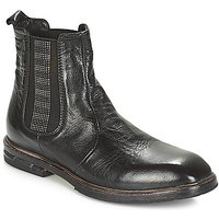 Moma  RIJUEA  women's Mid Boots in Black