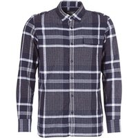 Oxbow  CAMPO  men's Long sleeved Shirt in Blue