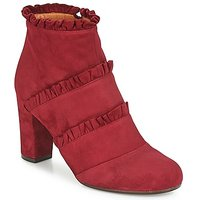 Chie Mihara  KAFTAN  womens Low Ankle Boots in Bordeaux